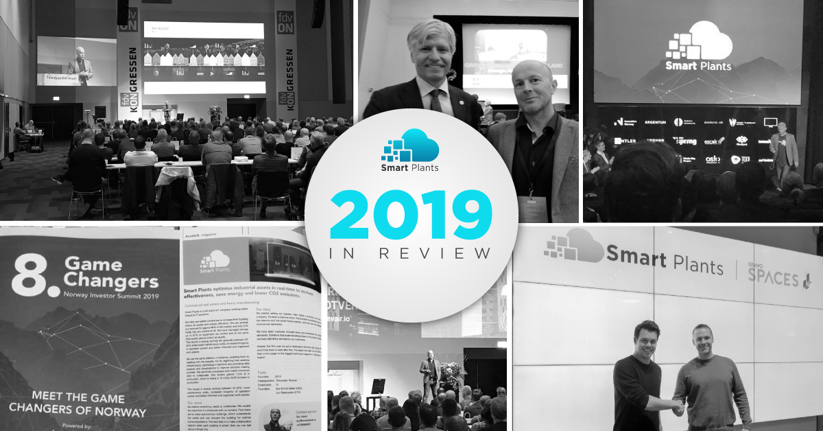 Smart Plants 2019 in review