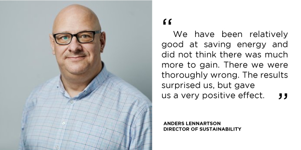 Anders Lennartson Director-of-Sustainability